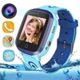 GPS Smartwatch para Niños - WiFi + GPS + LBS Tracker Phone Smart Watch con...